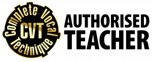 Authorised Complete Vocal Technique Teacher (CVT) In The UK
